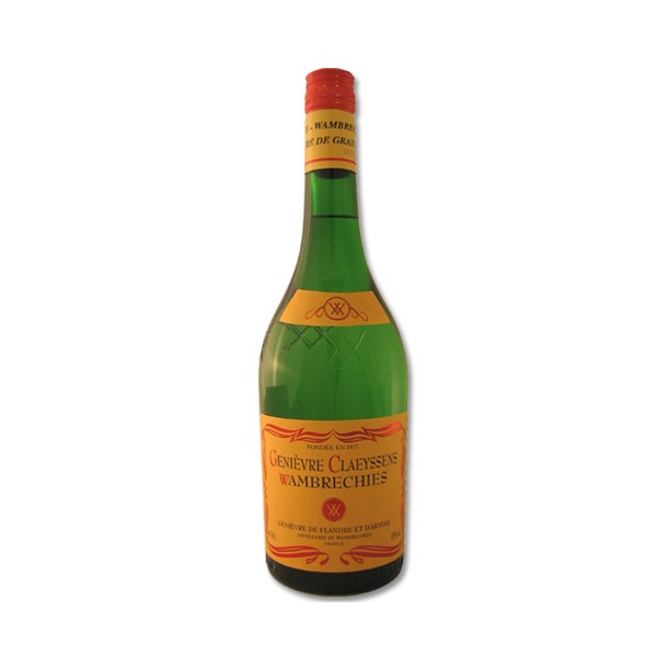 Geni vre de wambrechies 49 70cl vente boisson alcool - Prix alcool leclerc ...