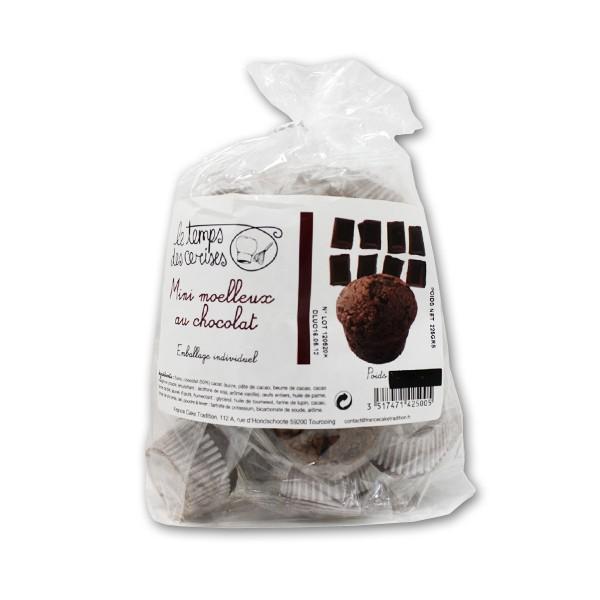 mini moelleux au chocolat 225g vente de mini moelleux au. Black Bedroom Furniture Sets. Home Design Ideas