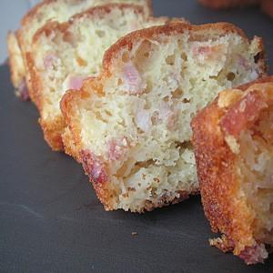 Recette Cake Au Maroilles Et Lardons
