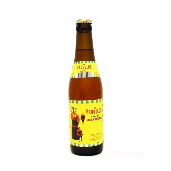 Bière Fromulus Blonde